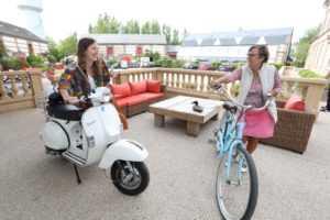 Location de vélos au camping La Baie de Somme au Crotoy