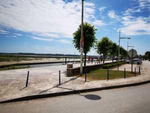 front de mer - port du Crotoy