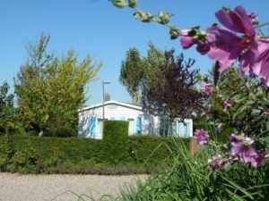 Location chalets et mobil homes au Camping La Côte Picarde au Crotoy