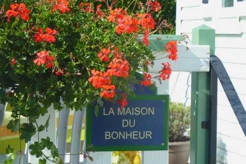 La Maison du bonheur au camping La Baie de Somme au Crotoy, location mobil home et chalet pour week-end et vacances en baie de Somme