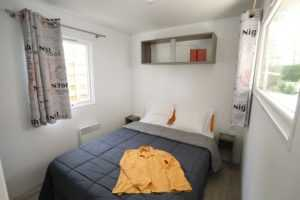 chambre lit double location camping le crotoy