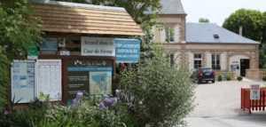 Accueil et services du camping La Baie de Somme au Crotoy