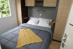 Location mobil home et chalet 2 à 6 personnes au camping La Baie de Somme au Crotoy pour week-end et vacances en baie de Somme