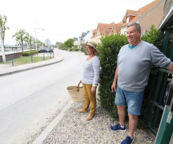 Accès direct au port du Crotoy depuis le camping La Baie de Somme, plage à 5mn à pied