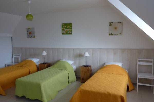 Camping la Baie de Somme_Le Crotoy-chambre(2)