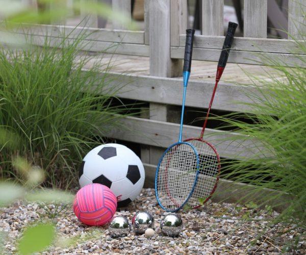 multi activités tennis pétanque sport au camping la baie de somme au crotoy