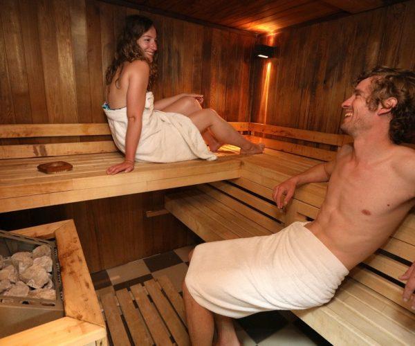 Sauna balnéo au camping La Baie de Somme au Crotoy