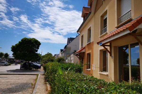 Les maisons de la baie-locations clévacances-le crotoy-extérieur
