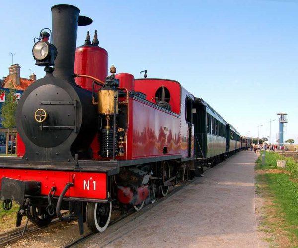 Train à vapeur de la Baie de Somme